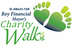St. Albert's 15th Roy Financial Mayor's Charity Walk